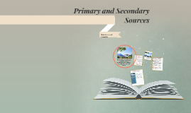 Primary Source and Secondary Source