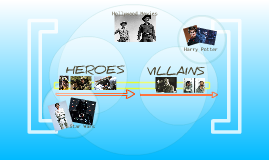Copy of Heroes and Superheroes