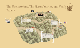 The Unconscious, The Hero's Journey, and You(r Paper)