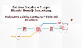 Copy of Państwo Socjalne w Europie