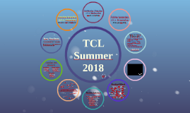 TCL Summer 2018