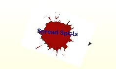 Spread Splats