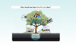 Why should we learn Health care class?