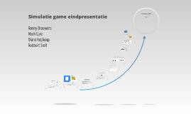Simulatie game eindpresentatie