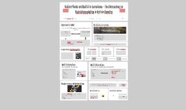 Medialer Wandel und Qualität im Journalismus