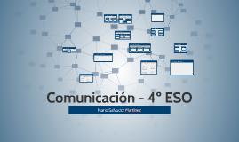 Comunicación - 4º ESO