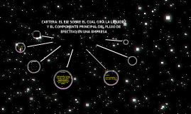Copy of CARTERA: EL EJE SOBRE EL CUAL GIRA LA LIQUIDEZ Y EL COMPONENTE PRINCIPAL DEL FLUJO DE EFECTIVO EN UNA EMPRESA