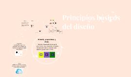 Principios básicos de diseño