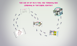 THE USE OF ICT AS A TOOL FOR TEACHING AND LEARNING IN THE RU