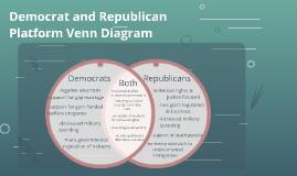 democrat and republican platform venn diagram by lauren howard on prezi