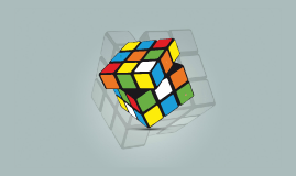Copy of Copy of Rubiks Cube  - Free Prezi Template