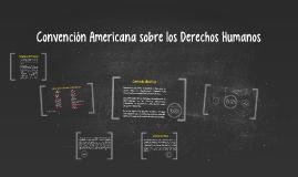 Copy of Convención Americana sobre los Derechos Humanos