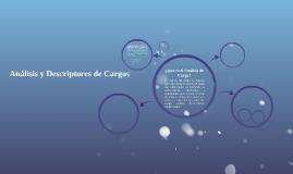 Análisis y Descriptores de Cargos