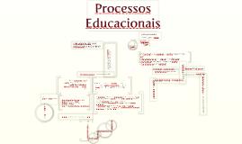 Processos Educacionais