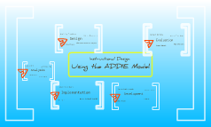 Instructional Design: Using the ADDIE Model