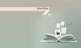 Copy of Kira-Kira