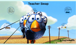 Teacher Swap