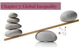 Chapter 7: Global Inequality
