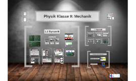 Physik Klasse 8: Mechanik