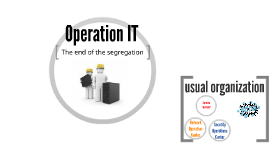 Copy of Operation IT