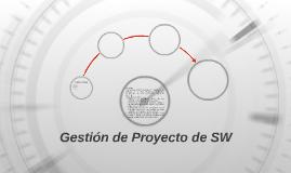 Gestion de Proyecto de SW