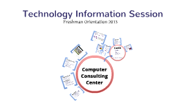 Technology Information Session