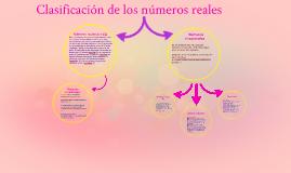 Copy of Clasificacion de los numeros racionales