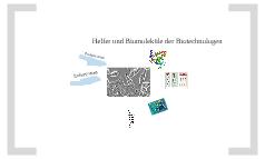 Moleküle Helfer der Biotechnologen