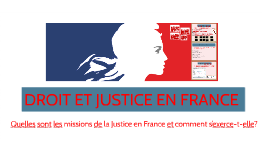 4èmeSIA - Justice in France / US