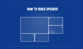 How to build speaker