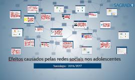Efeitos causados pelas redes sociais nos adolescentes