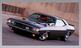 The Evolution of Muscle Cars