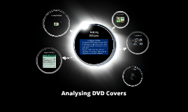 BTEC Analysing DVD Covers