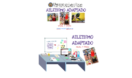 Copy of Atletismo Adaptado - Visual y Fisico -