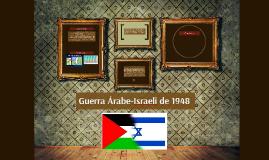 Guerra Árabe-Israeli de 1948