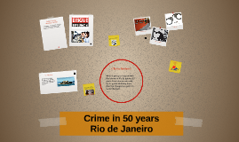 Crime in 50 years