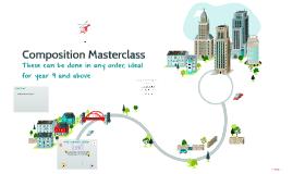 Composition Masterclass