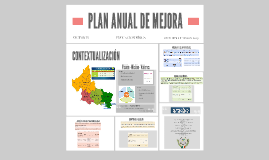 Copy of PLAN ANUAL DE MEJORA