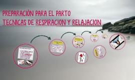 Copy of PREPARACIÓN PARA EL PARTO