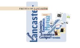 ESCUELA DE LANCASTER