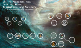 Chapter 7: Poseidon, Sea Deities, Group Divinities, and Monsters