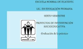 ESCUELA NORMAL DE ECATEPEC