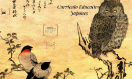 Currículo Educativo Japones