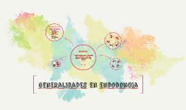 Generalidades en endodoncia