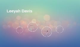 Leeyah Davis