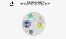 PORTAFOLIO DOCENTE: