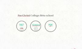 PCC: NLT , Science en PUC