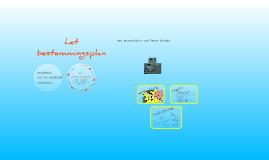 Copy of Het bestemmingsplan