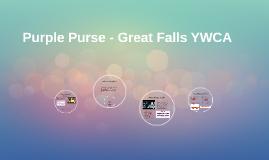 Purple Purse - Great Falls YWCA