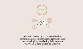 proyecto de aula de la empresa COAEDSU de la ciudad de Since